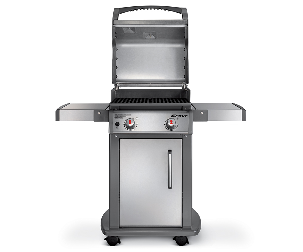 Weber sp 210 gas grill aqua quip seattle bbq store - Housse weber spirit ...