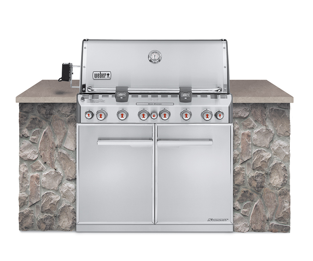 weber s 660 gas grill aqua quip seattle bbq store. Black Bedroom Furniture Sets. Home Design Ideas