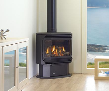 Regency Free Standing Fireplaces Aqua Quip